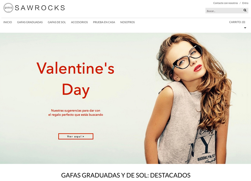 GAFAS GRADUADAS, DE SOL Y ACCESORIOS