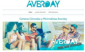 Averday - Carteras Minimalistas y Cómodas