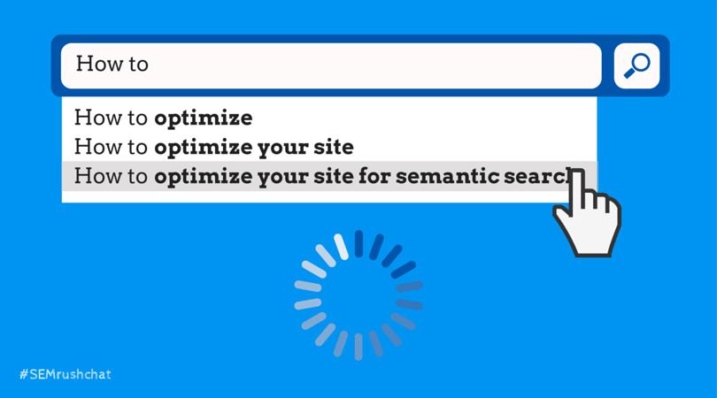 Como Optimizar tu pagina web para busquedas semanticas