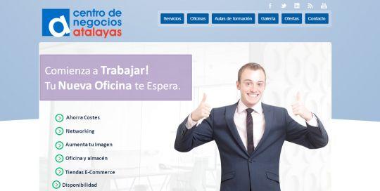 Centro de Negocios Alicante - Campaña SEO