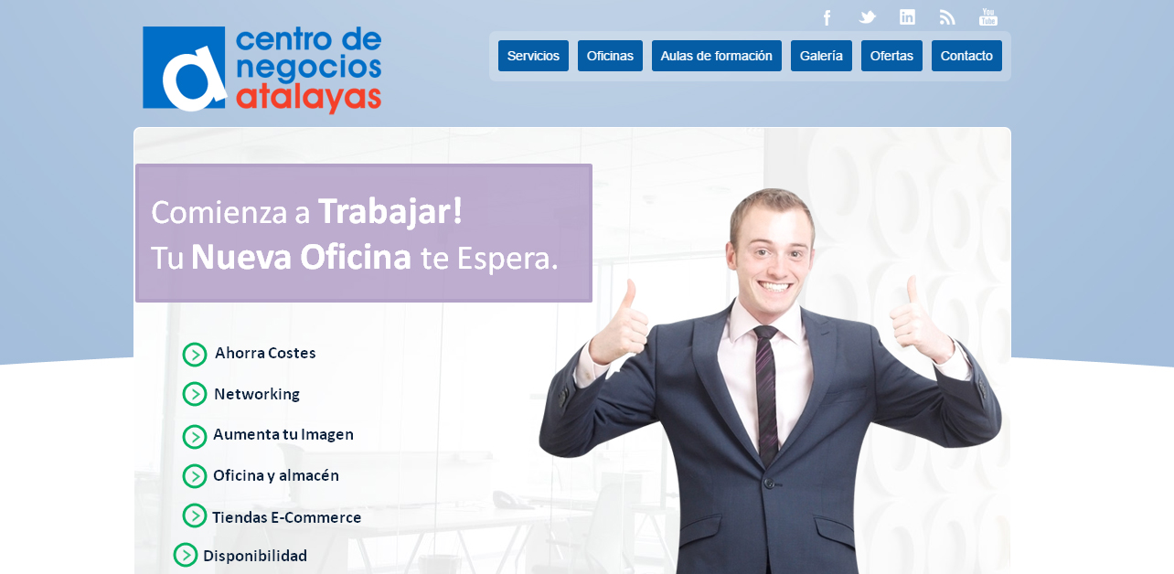 Centro de Negocios Alicante SEO