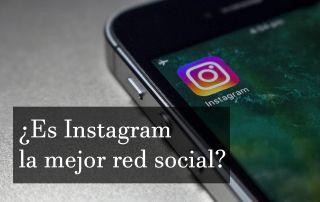 ¿Es Instagram la mejor red social?