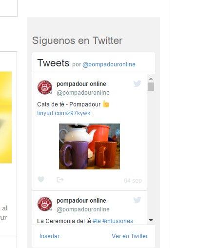 Twitter Pompadour