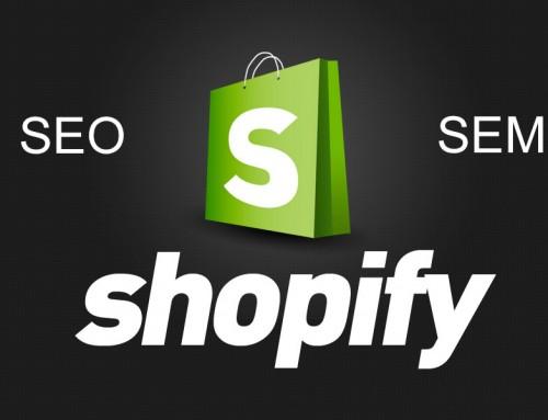 SEO Shopify: redirecciones 301