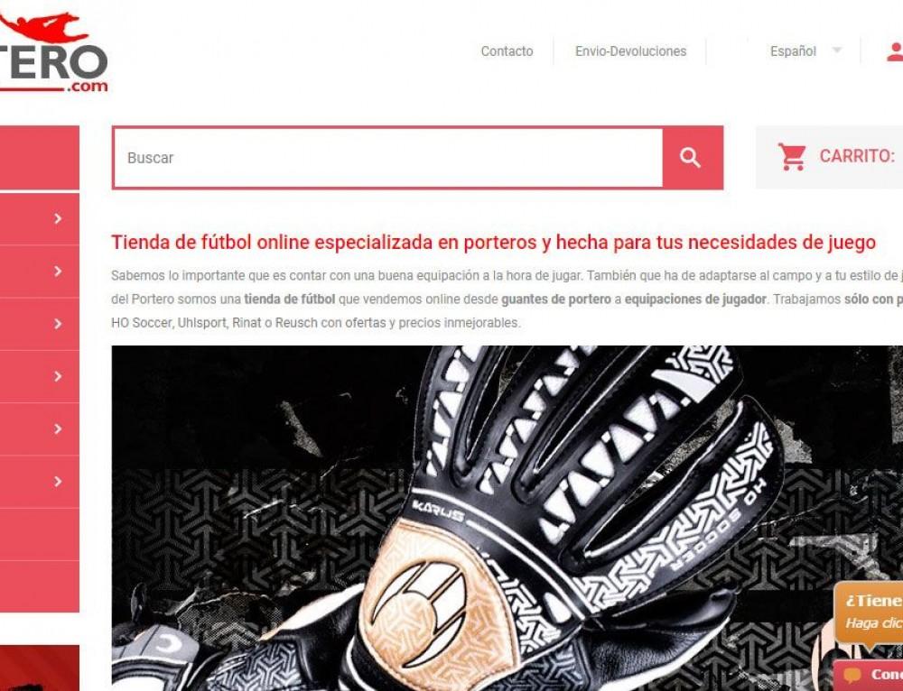 Tienda de Porteros Online