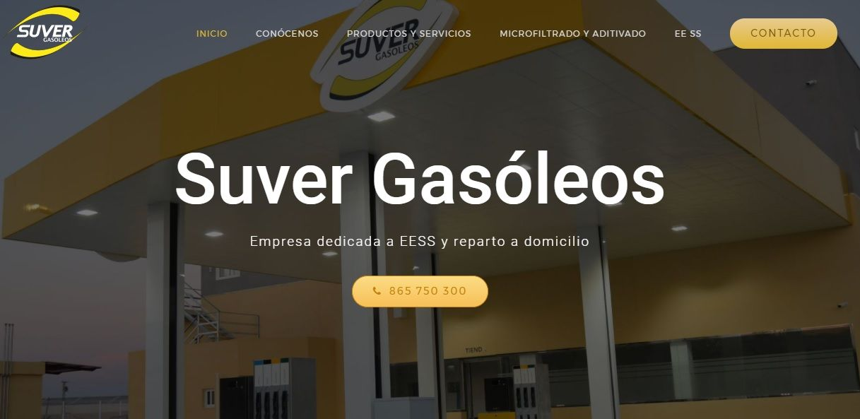 Estacion de Servicio y Venta de Carburantes