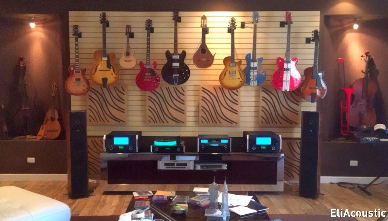 acustica decorativa materiales acusticos