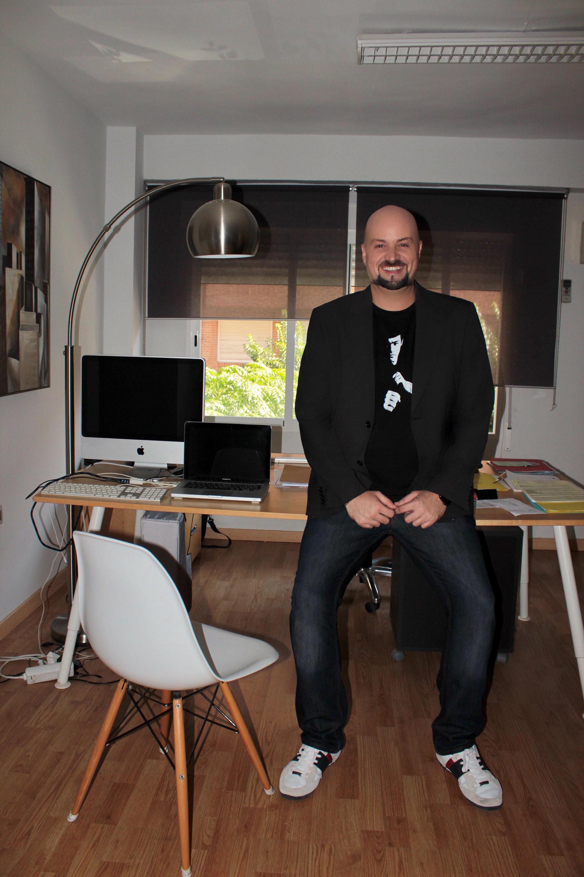 fotos de la galería de Javier Carmona