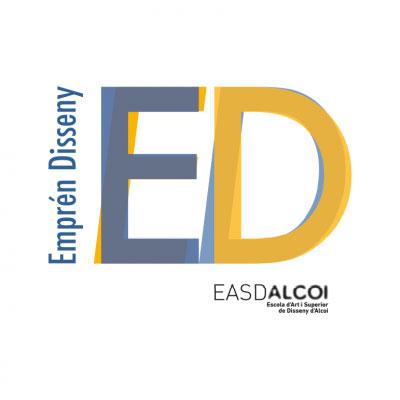 Jornada Emprén Disseny en el salón de actos de la EASDAlcoi